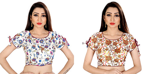 Top Websites to Shop Readymade Blouses Online