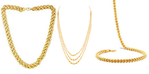 Most Popular Chain Jewellery Designs