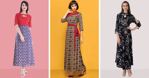 Styles Of Kurtis For Everyday Need