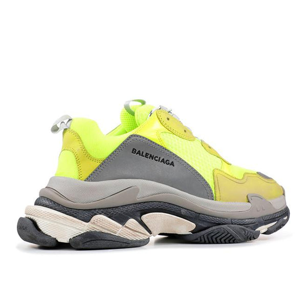 Balenciaga Triple S Trainer 'Yellow'