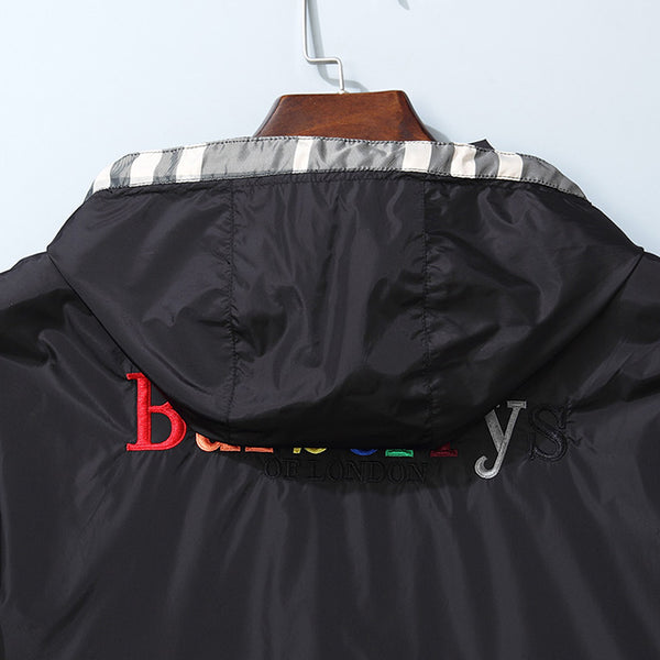 1012 Burberry Jacket