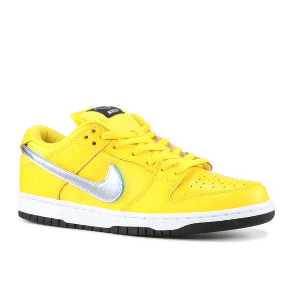 Diamond Supply Co. x Dunk Low Pro SB 'Canary Diamond'