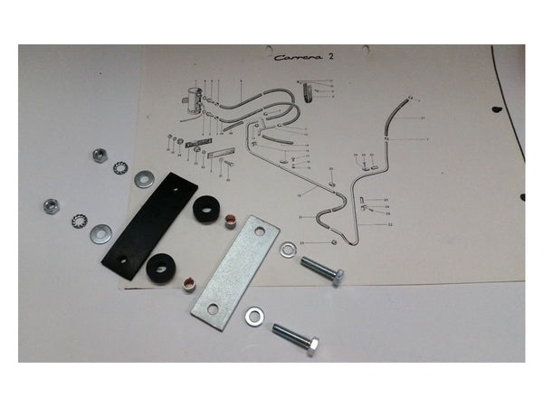Porsche 356, Carrera 2 mounting kit to suit Bendix Fuel pump