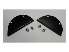 Porsche 356 transmission carrier cover plate set