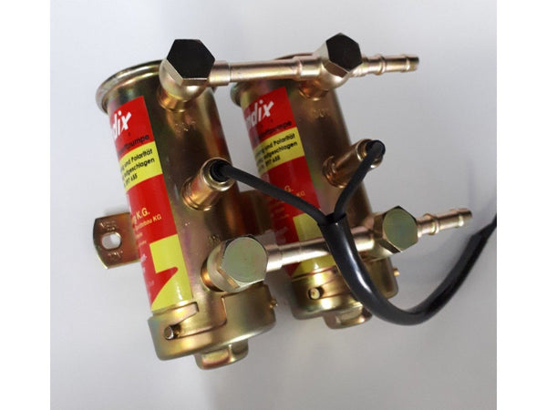 Porsche 911, R, Ferrari Bendix Facet Double Fuel pump