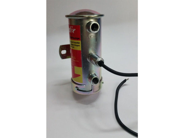 Porsche 911 S,R,ST,Bendix style fuel pump with factory M12x1.5 threads*NEW ZINC*