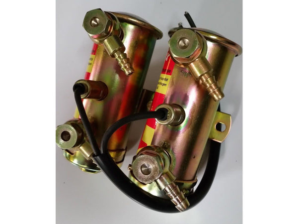 Porsche 911 R,ST, 906 Dual Bendix style fuel pump assembly