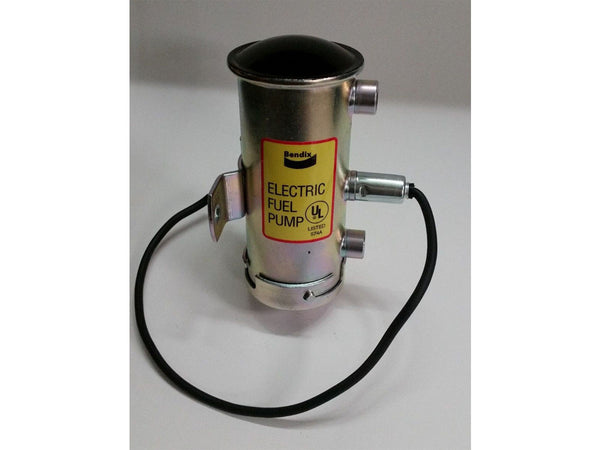 Bendix style black top electric fuel pump