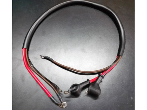 Porsche 356 B-C Generator/Regulator electrical harness