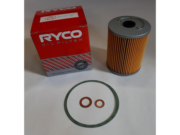 Porsche 356, 912 Oil filter with correct seal Part No. NLA.07.828