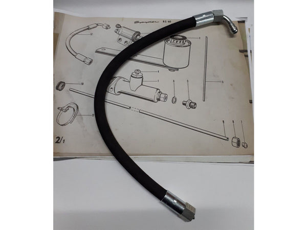Porsche 550, 718 RSK, 718/2, RS60 and RS 61 Hydraulik Clutch hose