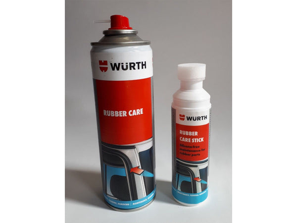 Wuth Rubber care combo
