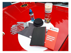 Wurth Resurfacing kit with Clay Mitt and P55 Polish