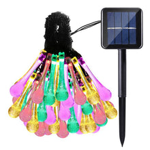 Premium Quality 30 LED Solar String Lights for Garden - Waterproof