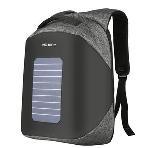 Large Capacity, Waterproof, USB Charging Antitheft Backpack