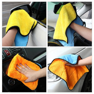 Car Washing Drying Towel - Super Thick  Car Cleaning Cloth