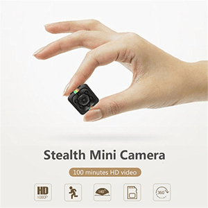 Portable 1080P Video Resolution Mini Camcorder
