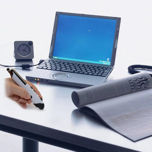 2.4GHz Optical Usb Wireless Pen Mouse For PC Computer Desktop Notebook Laptop
