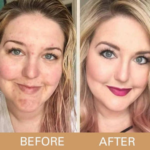All Day Flawless Color Changing Foundation