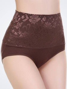 Tummy Control Lace Panty