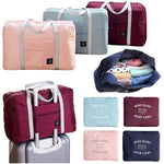 Large Capacity Foldable Travel Luggage Bags
