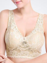 Lace Racerback Breathable Bralette