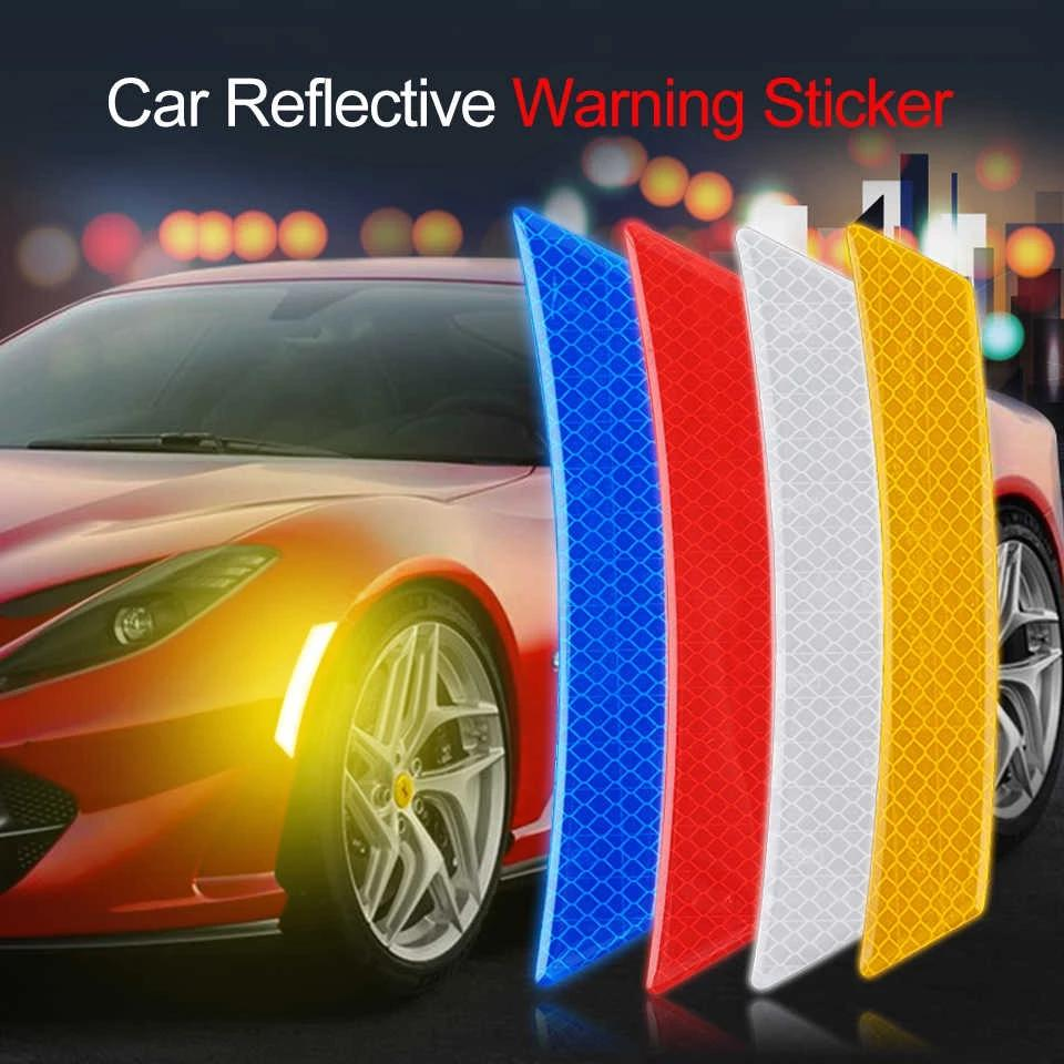 Car Reflective Waring Stickers