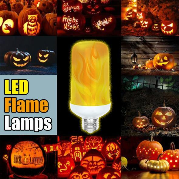 LED Flame Lamps