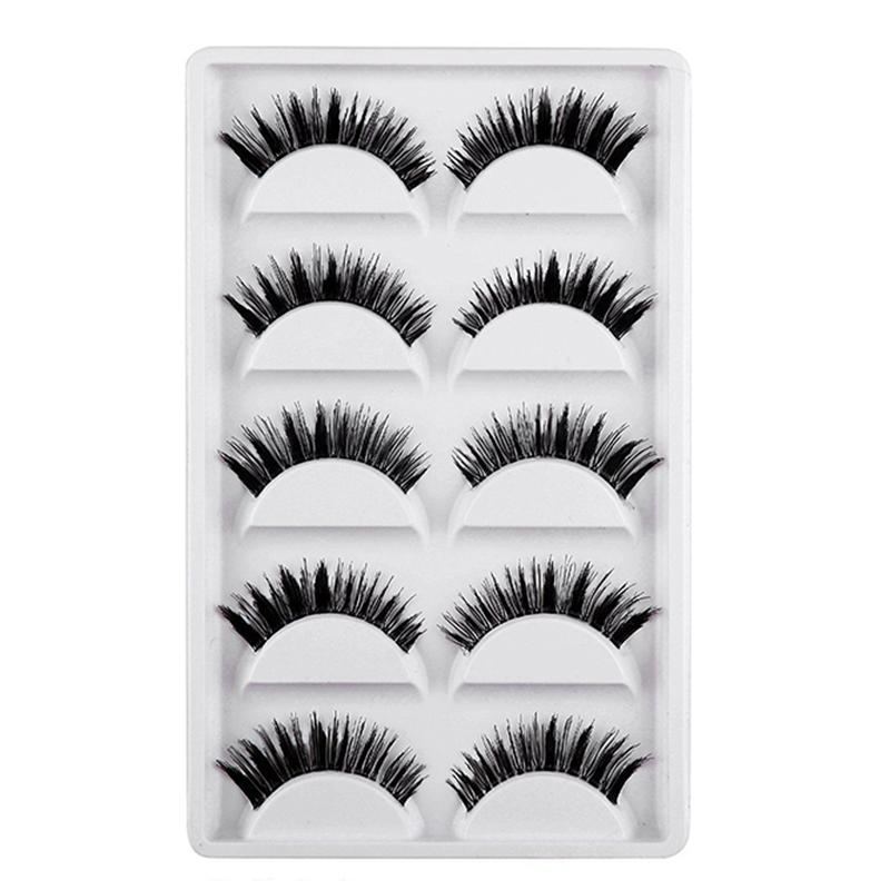 Magic False Eyelash 5 pairs