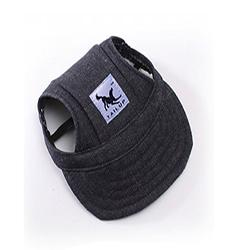 Dog Hat With Ear Hole Baseball Cap for Small pet dogs