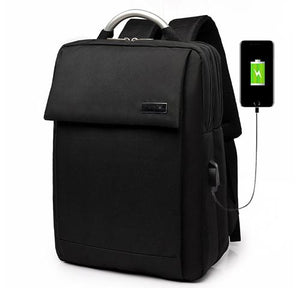 Anti Theft Secure Travel Backpack - Waterproof Laptop Bag