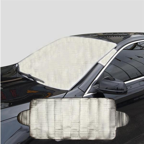 Multifunction Windshield Cover