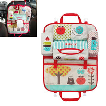 Cute Cartoon Car Back Seat Organizer