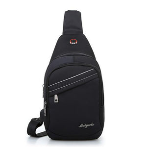 USB Chargeable Anti Theft Backpack New Fashion 2018