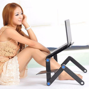 Foldable Laptop Stand Desk For Bed