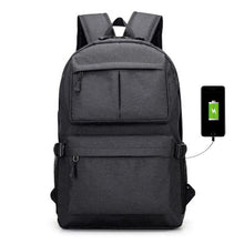Hot Sale 4colors Waterproof Anti Theft Travel Backpack