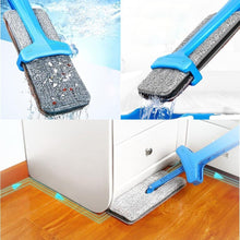 Double Sided Flat 360 Degrees Cleaning Mop