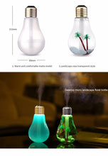 Bulb Design Air Humidifier