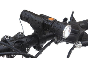 Super LED Bicycle Light USB Rechargeable