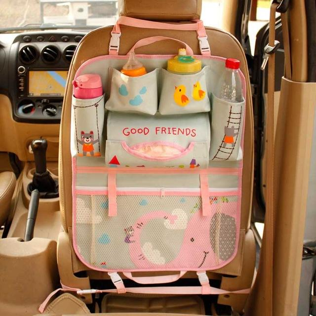 Fairy Tale Car Seat Back  Storage Bags
