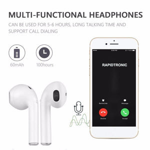 Mini Bluetooth ear Earbuds Earphone Wireless Air Earphone