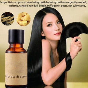 Organic Fast Hair Growth Essence Liquid