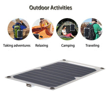 Solar Panel Power Charger Universal For iPhone