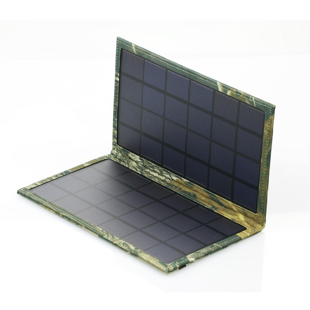 Solar Power Bank Portable Charger External Battery