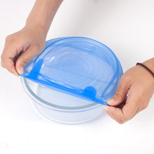 Stretch & Seal Lids