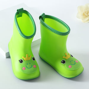 Children Cartoon Rain Boots