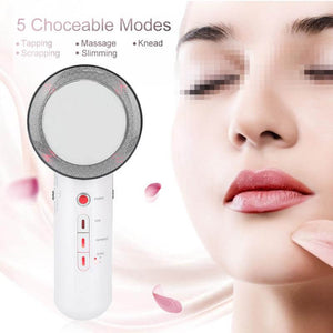 Multifunctional Facial Body Infrared Slimming Massager