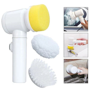 Electric Cleaning Brush Set