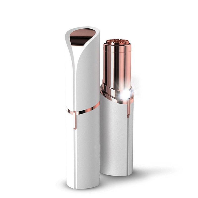 Electric Women Lipstick Hair Shaver