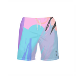Pastel Vibes Men's Swim Trunks